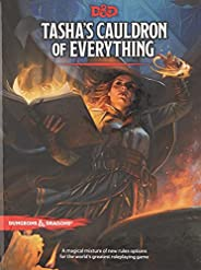 Tasha's Cauldron of Everything (D&D Rules Expansion) (Dungeons &a