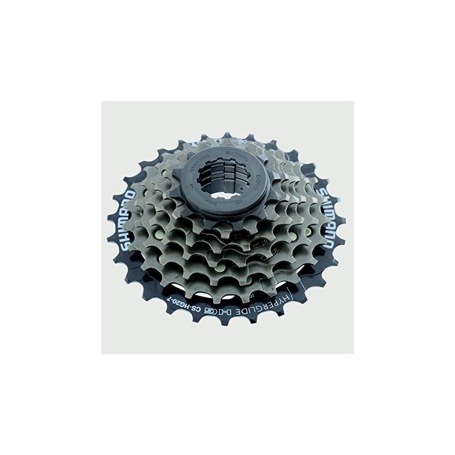 SHIMANO CS HG20 7 Cycling Cassette 12 28 587632