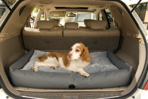 K&H Pet Products Travel/SUV Pet Bed Large Gray 30