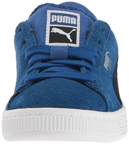 Puma Vorschulische Wildlederschuhe True Blue-puma Black
