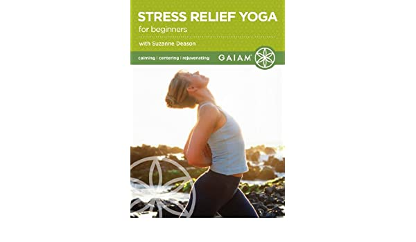 Stress Relief Yoga [2005] [Reino Unido] [DVD]: Amazon.es ...