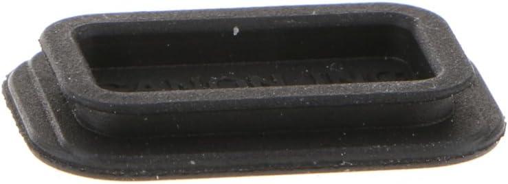 Bottom USB Rubber Door Cover Port Skin Compatible with Canon 5D Mark II 5D2 40D 50D 7D DSLR Cameras