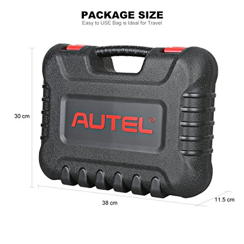 Autel OBD2 Scanner MaxiCOM MK808 Automotive Diagnostic Tool Supports Full System Diagnosis & IMMO/EPB/SAS/BMS/TPMS/DPF(MD802 All System+MaxiCheck Pro) by Autel (Image #8)