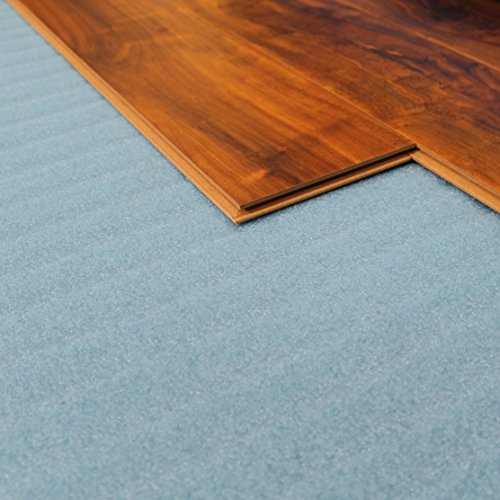 Laminate Flooring Underlayment With Vapor Barrier 3in1