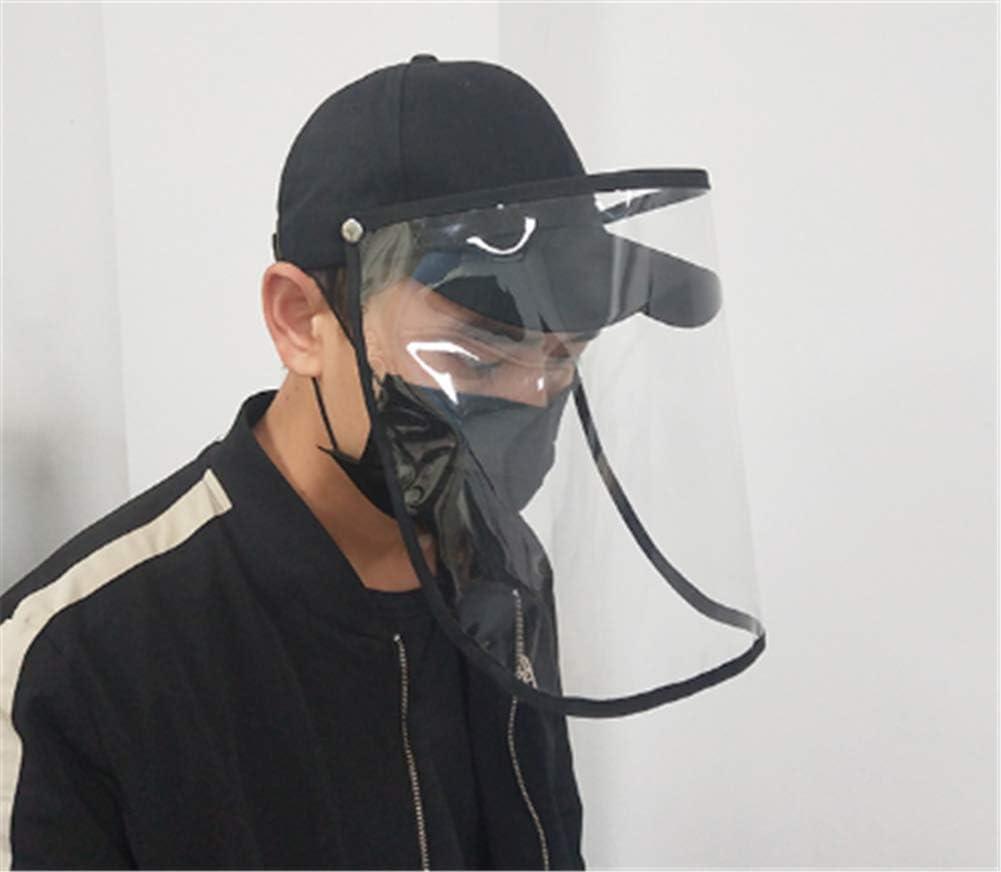 Eight Horses-J Gorra de béisbol Anti-Niebla, máscara Protectora, protección contra el frío al Aire Libre Sombrero de Pescador Cubierta