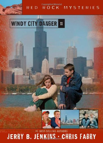 Windy City Danger (Red Rock Mysteries - Outlet Twin Mall Cities