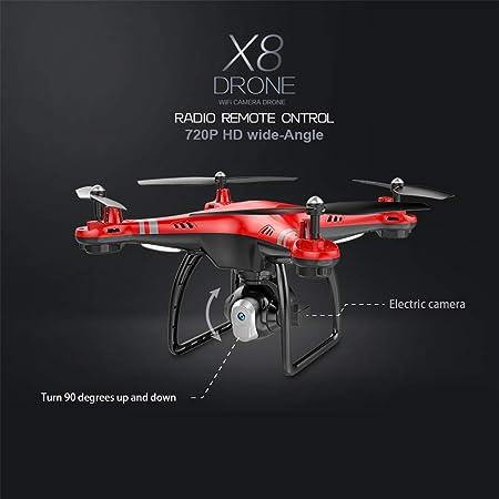 EisEyen - Dron cuadricóptero con Mando a Distancia y sin cámara HD ...