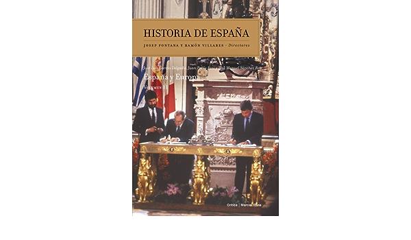 España y Europa: Historia de España Vol. 11: Amazon.es ...