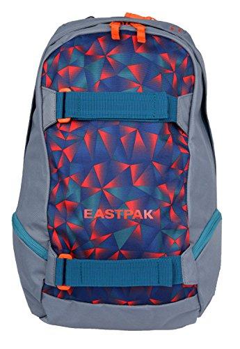 Eastpak Urban Motion STRIKY L EK959 Rucksack, Farbe:Triangles Orang