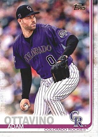 f314ab757c3ab Amazon.com: 2019 Topps Baseball #106 Adam Ottavino Colorado Rockies ...