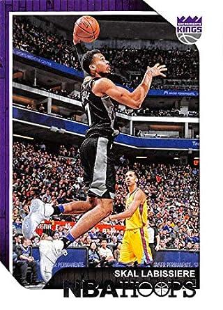 9a5e2c0387a 2018-19 Panini Hoops  57 Skal Labissiere Sacramento Kings Basketball Card