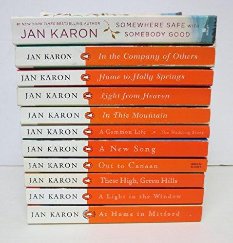 Medford Series - The Mitford Years Sets by Jan Karon