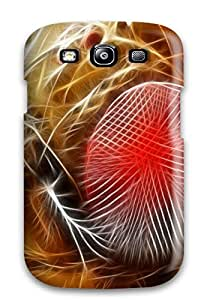 KarenStewart KAvTYNj4869RAShZ Case Cover Skin For Galaxy S3 (abstract Fractalius)