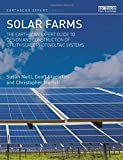 img - for Solar Farms: The Earthscan Expert Guide to Design and Construction of Utility-scale Photovoltaic Systems book / textbook / text book