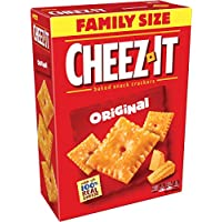 3-Pack Cheez-It Baked Snack Crackers 21-Ounce Boxes (Original)
