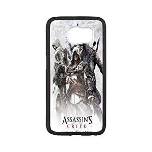 Best Quality [SteveBrady PHONE CASE] Assassin's Creed For Samsung Galaxy S6 CASE-7