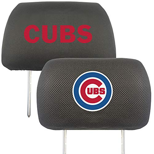 FANMATS MLB - Chicago Cubs Head Rest Cover
