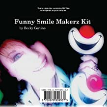 Funny Smile Makerz Kit by Becky Cortino (2015-10-15)