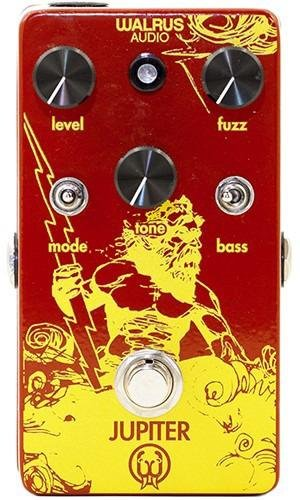 Walrus Audio Jupiter Fuzz Guitar Effect Pedal V2