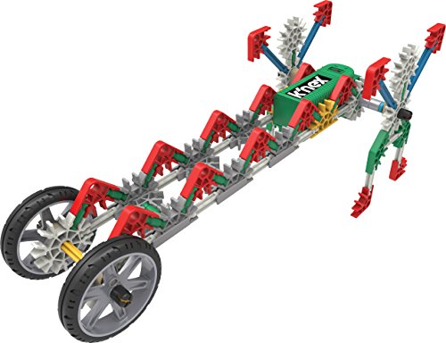51Ym%2BUX vwL - K'NEX Imagine – Power and Play Motorized Building Set – 529 Pieces – Ages 7 and Up – Construction Educational Toy