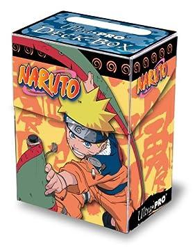 Ultra Pro Deck Box Naruto (82040) - Accesorios de Cartas [importado de Alemania]
