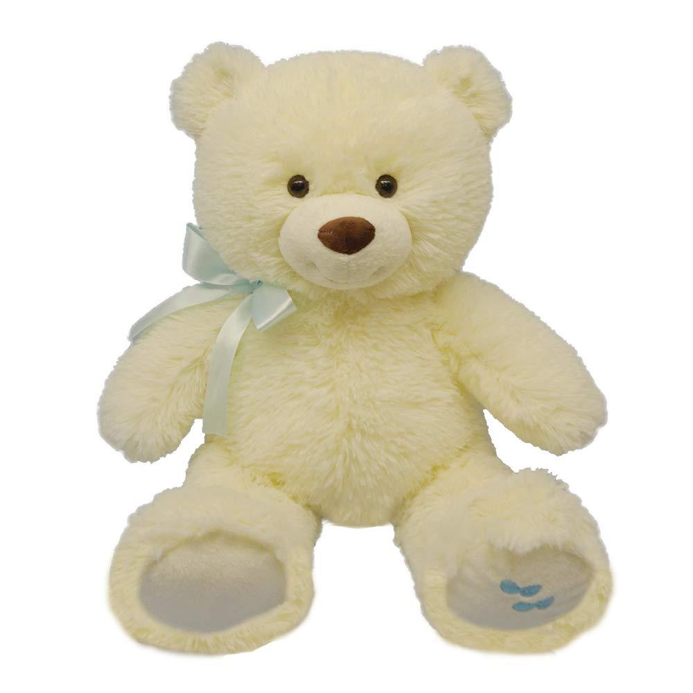 DORE Plush Teddy Bear Stuffed Animal Plush Toys Cute Bear with Ribbon