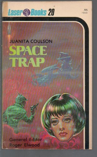 book cover of Space Trap