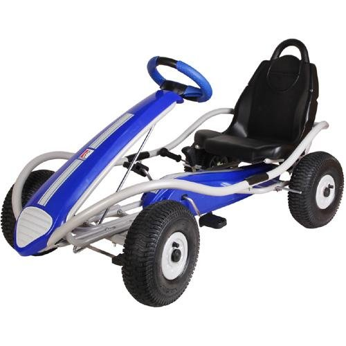 Kiddi-o by Kettler Dakar Racer S Pedal Car/Go Kart, Youth Ages 5+