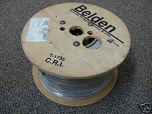 - Belden 89907 50 OHM Coax Cable HighTemp RG58 Thinnet Wire 500FT