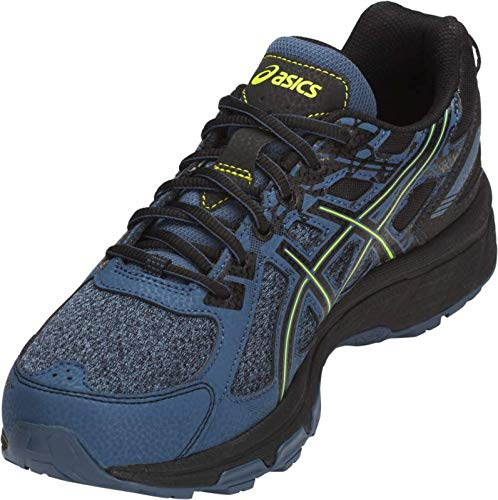 ASICS Gel-Venture 6 MX Men's Running Shoe, Grand Shark/Neon Lime, 7 M US by ASICS (Image #3)