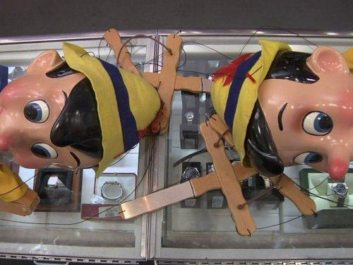 Pawnocchio (Pinocchio Nose Growing)