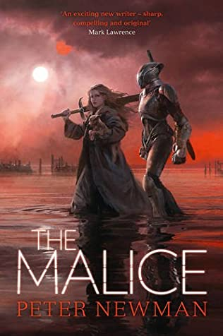 book cover of The Malice