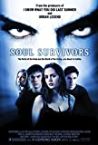 SOUL SURVIVORS Original Movie Poster 27x40 - Dbl-Sided - Eliza Dushku - Melissa Sagemiller - Wes Bentley - Casey Affleck