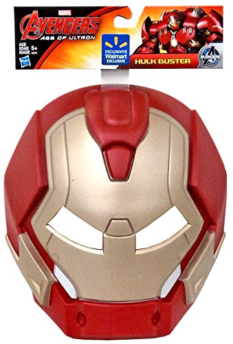 [Avengers Age of Ultron Hulk Buster Mask Exclusive (Face Mask)] (Hulkbuster Costume For Kids)