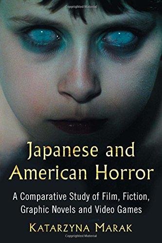 Japanese American Horror Comparative Fiction product image