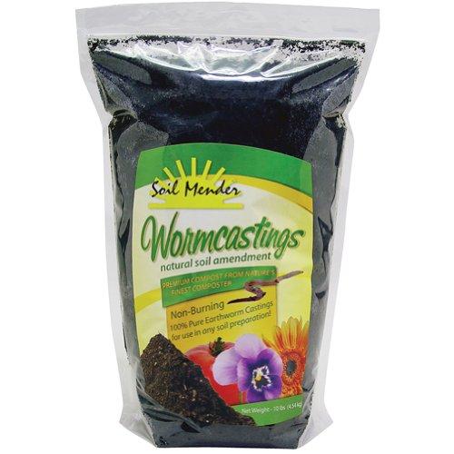 Soil Mender Worm Castings 10 Lb.