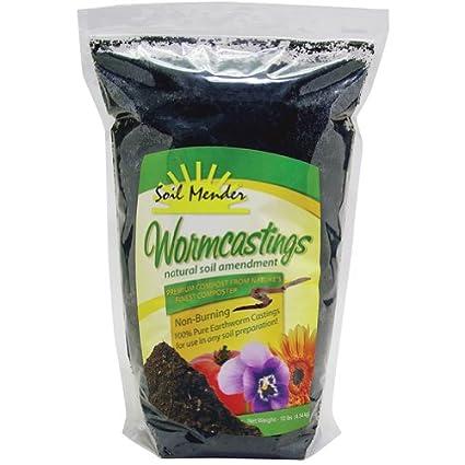 Amazon.com: piso Mender Gusano Castings 10 Lb.: Jardín y ...