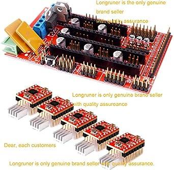 Amazon.com: Longruner kit de impresora 3D controlador de ...