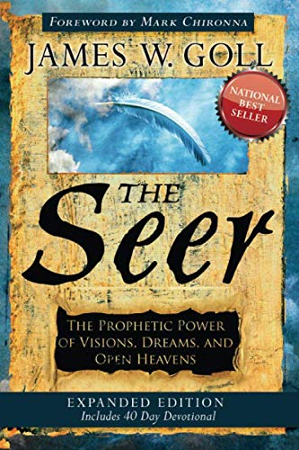 The Seer Expanded Edition: The Prophetic Power of Visions, Dreams and Open Heavens (Church Of God In Christ Live Stream)