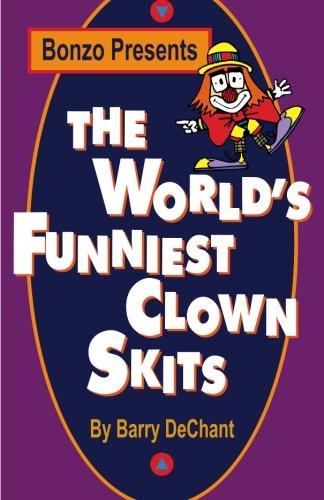The World's Funniest Clown (Halloween City Clown Mask)