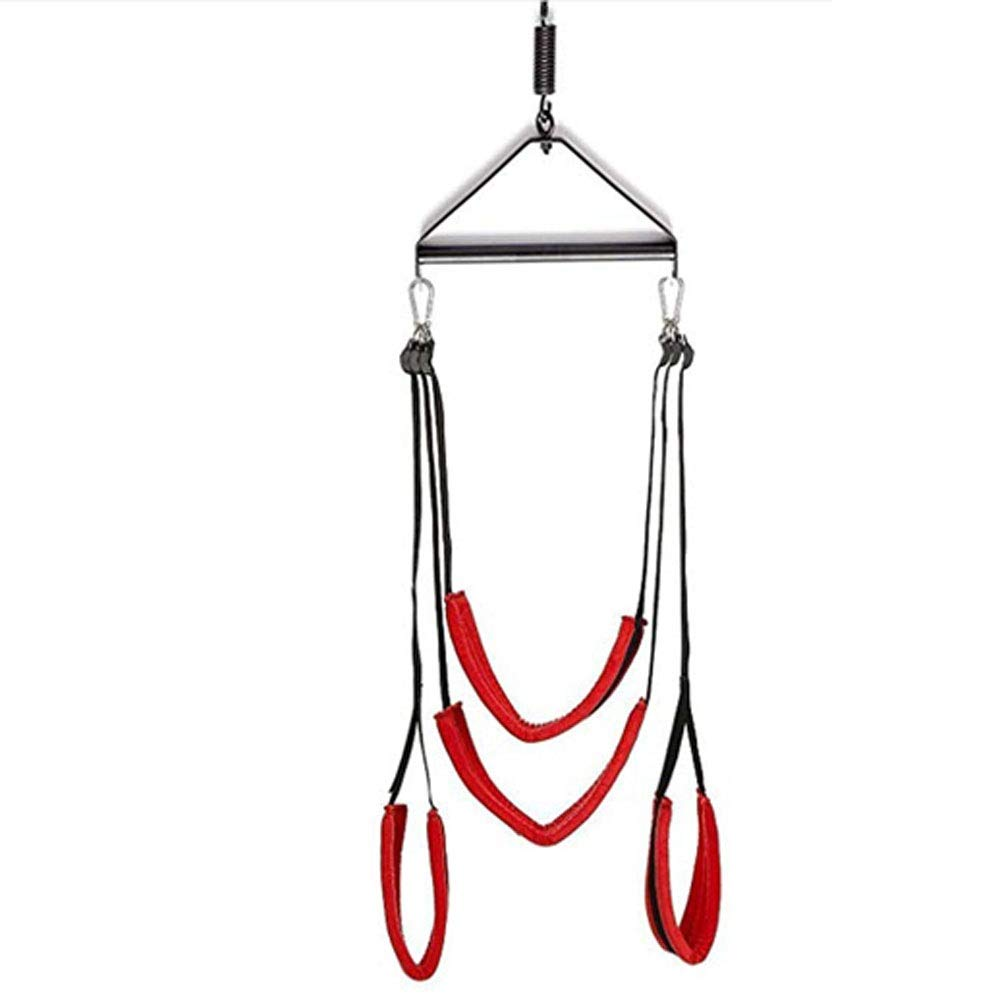 DOAAOD 360 Spinning Swing For Adult Women Support 600 LBS Capacity Ceiling Hanging Swivel Swing TOY