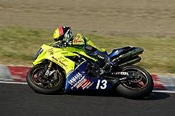 Motorcycle Racer Suzuka 300km Endurance Race Poster Photo Racing Sports Posters 20x30