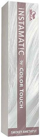 WELLA Touch, Color Instamatic Smokey Amethyst 60 Ml, Estándar, Único