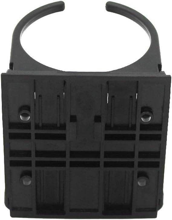 ULTECHNOVO - 2 soportes para vasos de mesa con 8 tornillos de ...