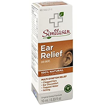 amazon com similasan earache relief ear drops 10 ml