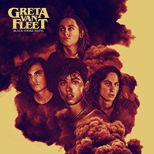 Greta Van Fleet - Black Smoke Rising [LP]