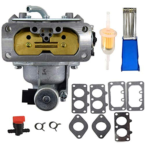 15004-0757 Carb-Carburetor for Kawasaki 15004-0757 Replaces 15003-7094 15004-1005 FH721V with Gaskets