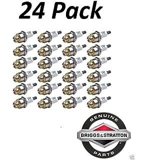 24 Pack Genuine Briggs & Stratton 796112 Spark Plug Fits Champion J19LM RJ19LM __#powered_by_moyer