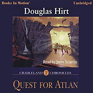 Quest for Atlan Audiobook