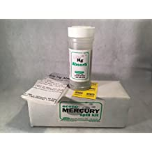 Lab Safety Supply econo-Mercury Spill Kit 23946